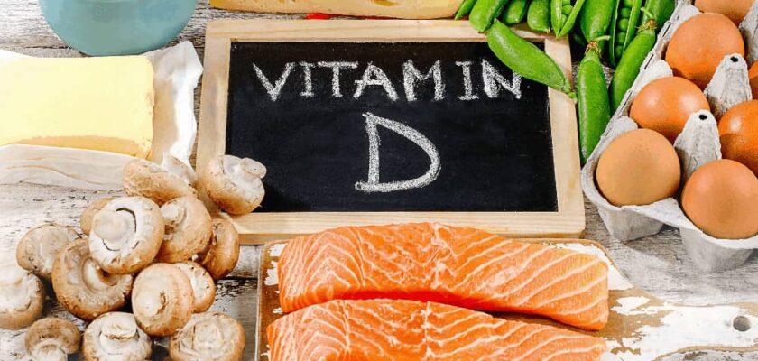 quais alimentos contém vitamina d