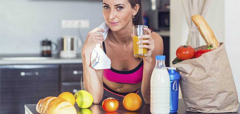 a importância da nutrição esportiva para o atleta