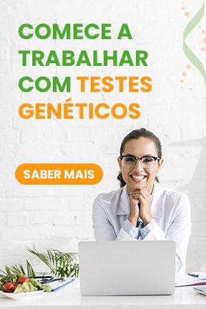 Comece a trabalhar com testes genéticos